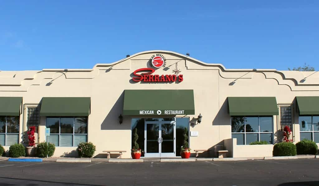 Serrano's Mexican Restaurant | McKellips AZ