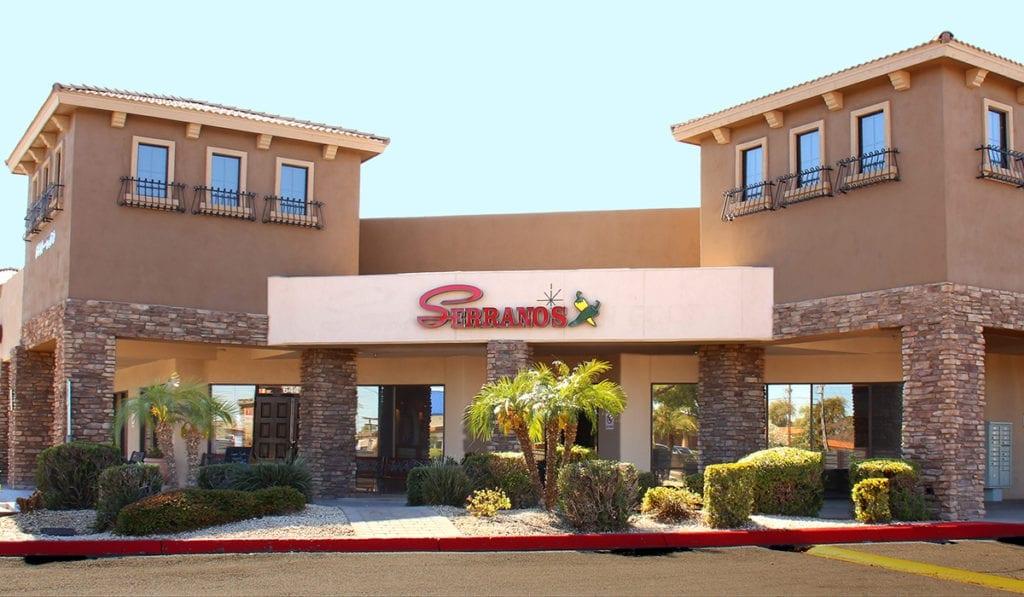 Serrano's Mexican Restaurant | Tempe AZ