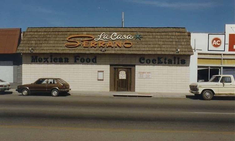 Serrano's Mexican Restaurant, 1979