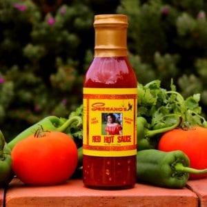 Serrano's Red Hot Sauce