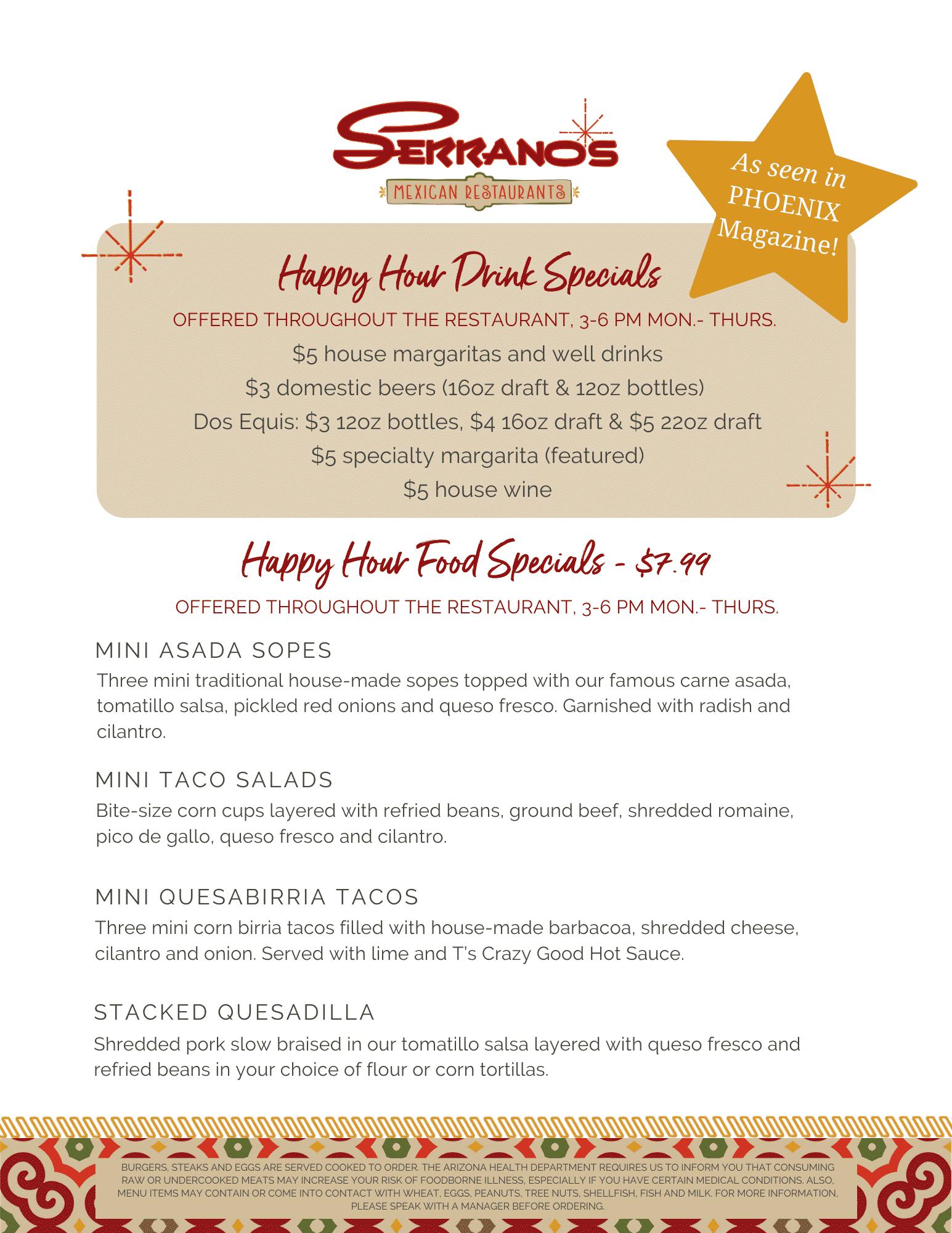 Serranos_happy hour menu 2020_updated 4-23-2021